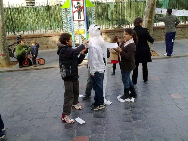 Jocs tradicionals i de cucanya a Castelldefels