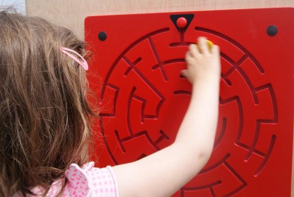 Som petits! a Vic. Maig 2010